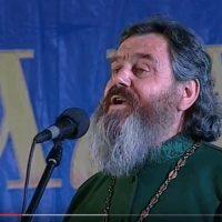 Протоиерей Михаил Бакун и его семейный ансамбль «Вдохновение»
