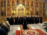 Концерт духовной музыки в кафедральном соборе
