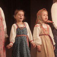 Детский Пасхальный фольклорный фестиваль «Весна красна»