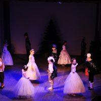 Детский спектакль в Осташкове