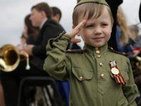 Фестиваль детско-юношеского творчества «Правнук Победы»