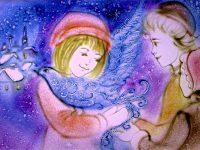 Рождественский епархиальный спектакль для детей