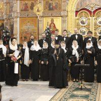 Рождественский фестиваль хоровой музыки в кафедральном соборе
