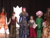 Рождественский спектакль епархиальной православной школы