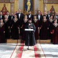 Пасхальный концерт хоровой музыки