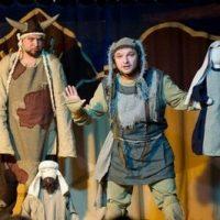 Епархиальный Рождественский спектакль