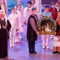 Патриаршая ёлка в Кремле