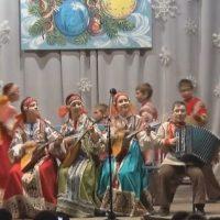 Детский театр песни  «Дробушки» приюта Житенного монастыря г. Осташкова