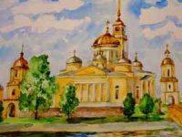 Конкурс рисунков «Свет Тверских святынь»