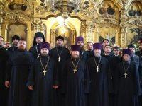 Хор духовенства Тверской митрополии