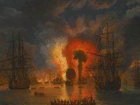К 250-летию Чесменского сражения 7 июля 1770 г.