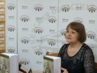 Презентация книги о прп. Макарии Калязинском
