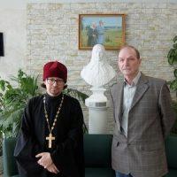 Открытие музея сестер милосердия России