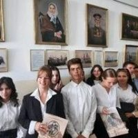 Открытие выставки «Лев Толстой и Тверской край» в Севастополе