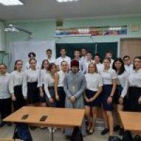 Встречи в школе имени Екатерины Бакуниной в Севастополе
